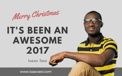 It's been an awesome 2017. Here are highlights of my year!